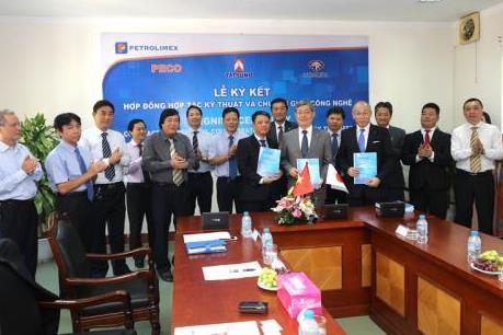 Peco hợp tác với Nhật Bản sản xuất cột bơm chất lượng cao