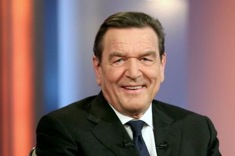 Cựu Thủ tướng Đức G.Schroeder vào Ban giám đốc Tập đoàn khí đốt Nga