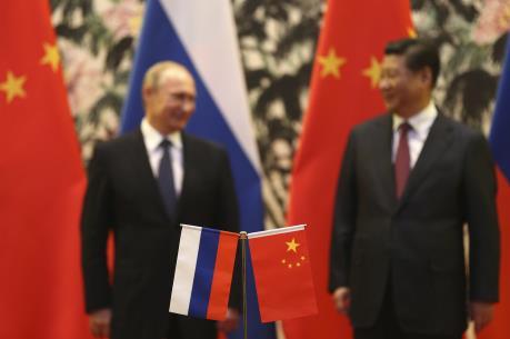 Quan hệ Nga-Trung có thực sự nồng ấm?