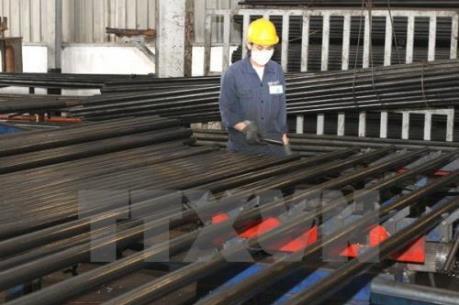 Giá thép có xu hướng tăng do giá nguyên liệu tăng mạnh