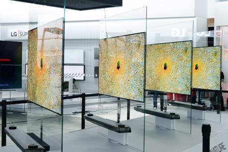 LG ra mắt dòng TV mỏng nhất tại thị trường Việt Nam