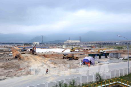 Công ty TNHH Gang thép Hưng Nghiệp Formosa Hà Tĩnh chạy thử có tải lò cao số 2