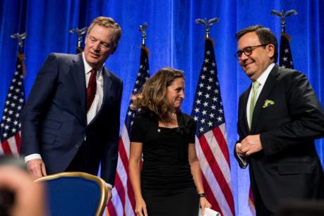 Tái đàm phán NAFTA: Các nước Bắc Mỹ nhất trí hiện đại hóa quy định thương mại nội khối