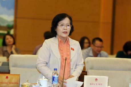 Phiên họp thứ 13, Ủy ban Thường vụ Quốc hội khóa XIV bàn về Luật Hành chính công