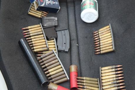 Triệt phá vụ tàng trữ trái phép vũ khí quân dụng quy mô lớn