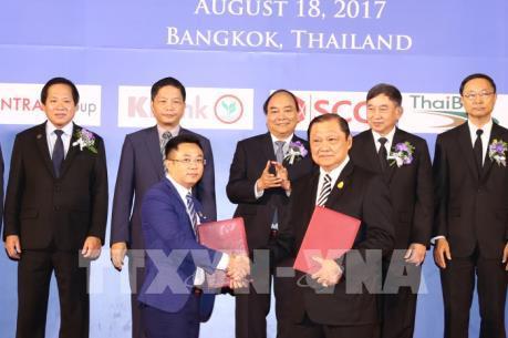 Doanh nghiệp Thái Lan có thể trở thành cổ đông chiến lược trong tập đoàn lớn của Việt Nam