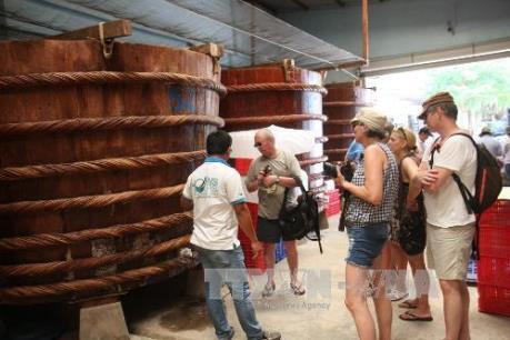 Nước mắm Phú Quốc được công nhận nghề truyền thống