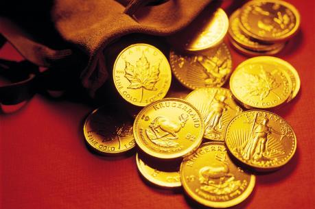 Vàng thế giới vững giá bất chấp bất ổn chính trị