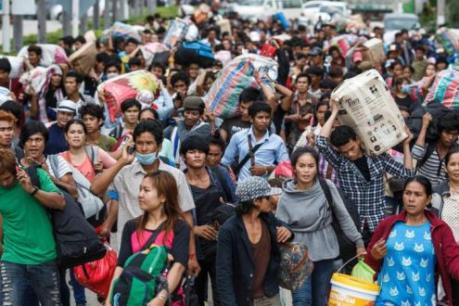 Kinh nghiệm từ chính sách lao động gây tranh cãi của Thái Lan