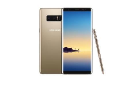 Samsung bắt đầu nhận đơn đặt hàng trước Galaxy Note 8