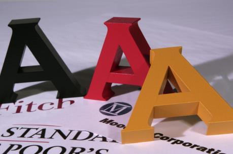 Mức tín nhiệm AAA lâu đời của nền kinh tế Mỹ có thể bị lung lay