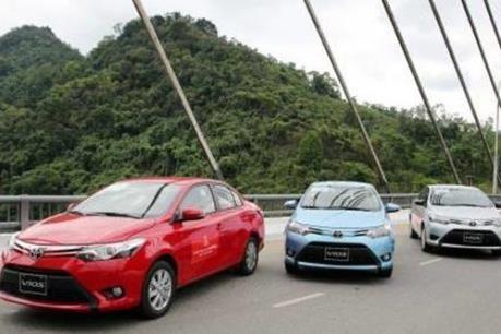 Triệu hồi hơn 20.000 xe Toyota Vios và Yaris từ ngày mai 28/8