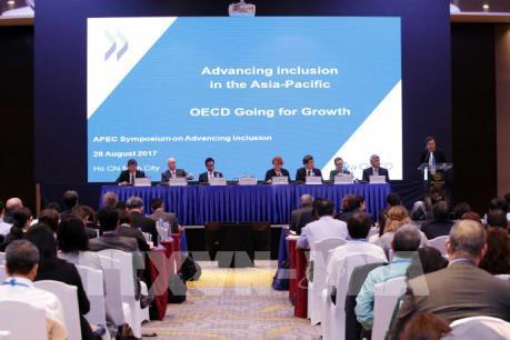 APEC 2017: Đảm bảo tính bao trùm kinh tế, tài chính và xã hội để tăng trưởng bền vững
