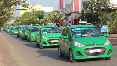 Hà Nội: Các hãng taxi phải sử dụng phần mềm điều hành chung