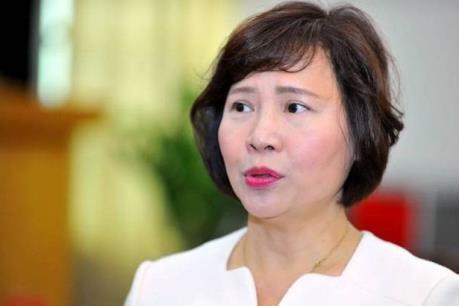 Bà Hồ Thị Kim Thoa nghỉ hưu từ ngày 1/9/2017