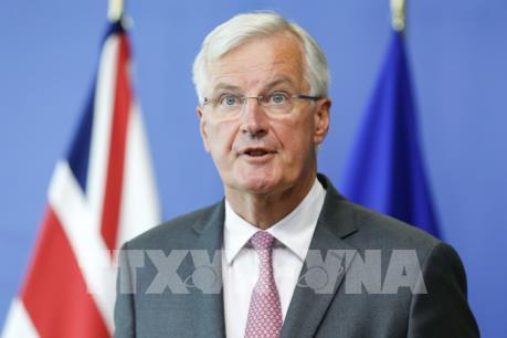 Vấn đề Brexit: Vòng ba đàm phán chưa đạt những tiến bộ mang tính quyết định