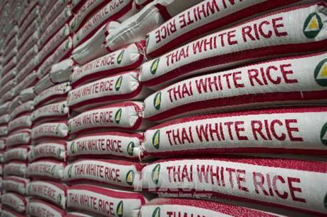 Đồng baht tăng giá tác động đến tính cạnh tranh của gạo Thái Lan