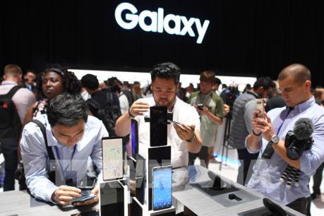 Samsung Galaxy Note 8 nhanh chóng lấy lại niềm tin của người tiêu dùng