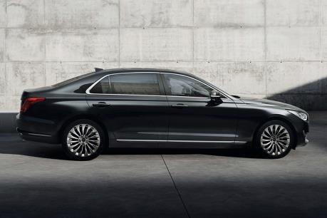"""""""Siêu phẩm"""" G70 của Hyundai sẽ ra mắt vào giữa tháng Chín"""