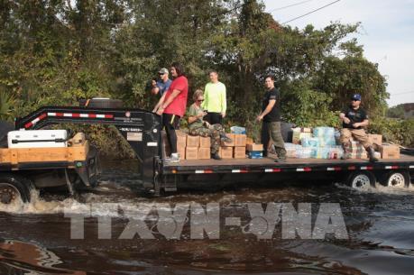 Nghệ sĩ Mỹ tổ chức hòa nhạc từ thiện góp sức cứu trợ sau bão