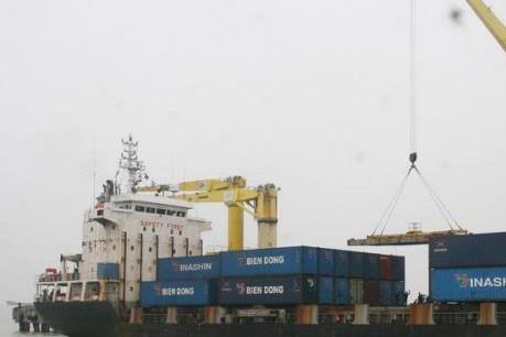 Cảng Đà Nẵng tiếp tục phát triển theo hướng container hóa