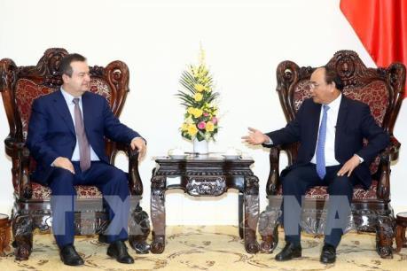 Serbia muốn tăng cường quan hệ về mọi mặt với Việt Nam