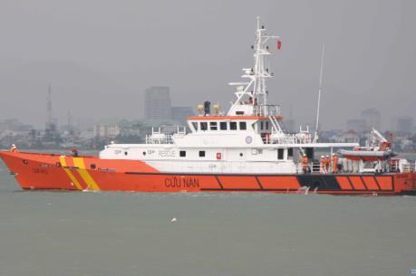 Đà Nẵng: Cứu sống thuyền viên gặp nạn trên biển