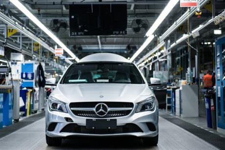 Mercedes-Benz thu hồi gần 40.000 xe nhập khẩu tại Trung Quốc