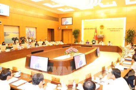 Ủy ban Thường vụ Quốc hội cho ý kiến về dự án Luật Đơn vị hành chính, kinh tế đặc biệt