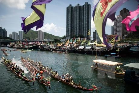 """Vị thế của Hong Kong trong sáng kiến """"Vành đai và Con đường"""""""