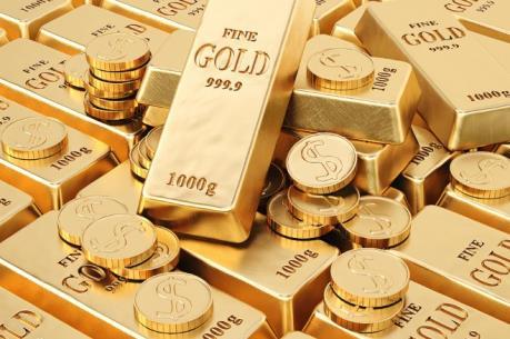 Giá vàng thế giới chịu sức ép đi xuống