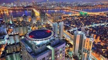 IMF lạc quan về tăng trưởng kinh tế Hàn Quốc