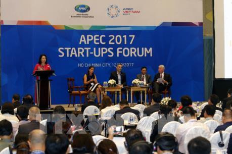 """APEC 2017: Startup Việt """"trình làng"""""""