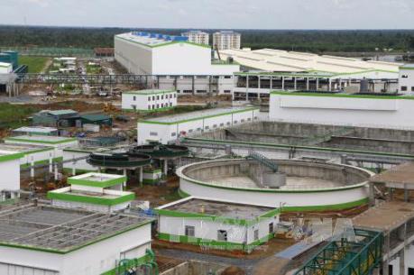 Giám sát quá trình xử lý chất thải của dự án Nhà máy Giấy Lee&Man