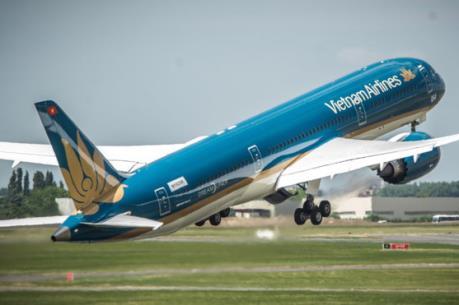 Vietnam Airlines điều chỉnh kế hoạch khai thác do ảnh hưởng của cơn bão Talim