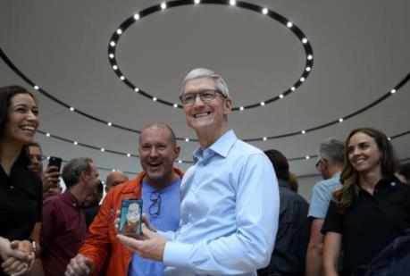 Apple trình làng 3 mẫu iPhone mới