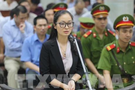 Phiên tòa xét xử Hà Văn Thắm và các đồng phạm: Khai vống lãi gấp cả chục lần