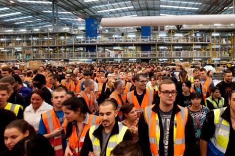 Tỷ lệ thất nghiệp của Anh thấp kỷ lục trong 42 năm qua