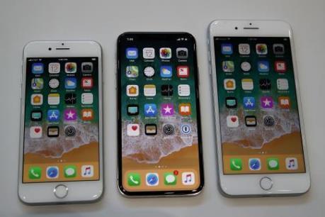 iPhone 8, iPhone 8 Plus và iPhone X có gì đặc biệt?