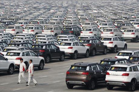 Hãng sản xuất ô tô Trung Quốc thâm nhập thị trường Mexico