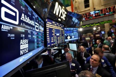 Chứng khoán toàn cầu phục hồi nhờ bước tiến mới trong kế hoạch cải cách thuế của Mỹ