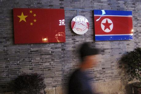 Trung Quốc đóng cửa công viên giáp biên giới Triều Tiên