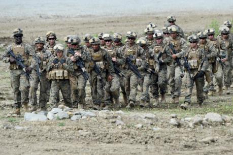 15 binh sĩ Mỹ bị thương do sự cố cháy trong cuộc tập trận ở California