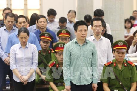 Vụ xử Hà Văn Thắm: Nguyên TGĐ OceanBank Nguyễn Xuân Sơn bị đề nghị mức án tử hình