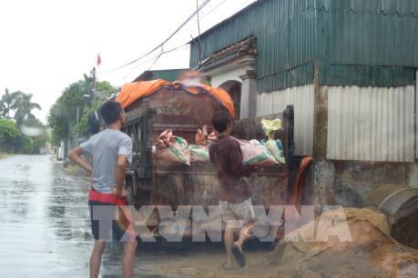 Bão số 10: Hà Tĩnh sơ tán gần 11.000 hộ dân tại các huyện ven biển