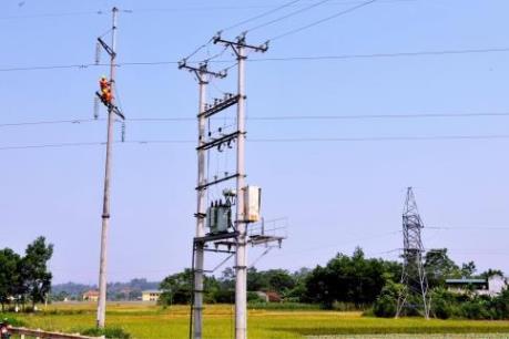 Điện lực miền Bắc tăng sản lượng hơn 13%