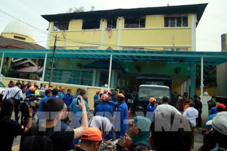 Hé lộ nguyên nhân vụ hỏa hoạn thảm khốc tại Malaysia