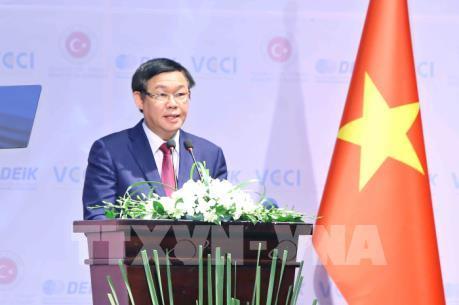 Phó Thủ tướng Vương Đình Huệ: Việt Nam ủng hộ nghị sự của UNCTAD