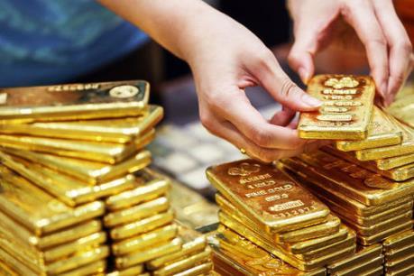 """Thị trường vàng thế giới trải qua một tuần """"ảm đạm"""""""