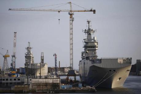 Dự án tham vọng về sản xuất tàu biển của Pháp-Italy